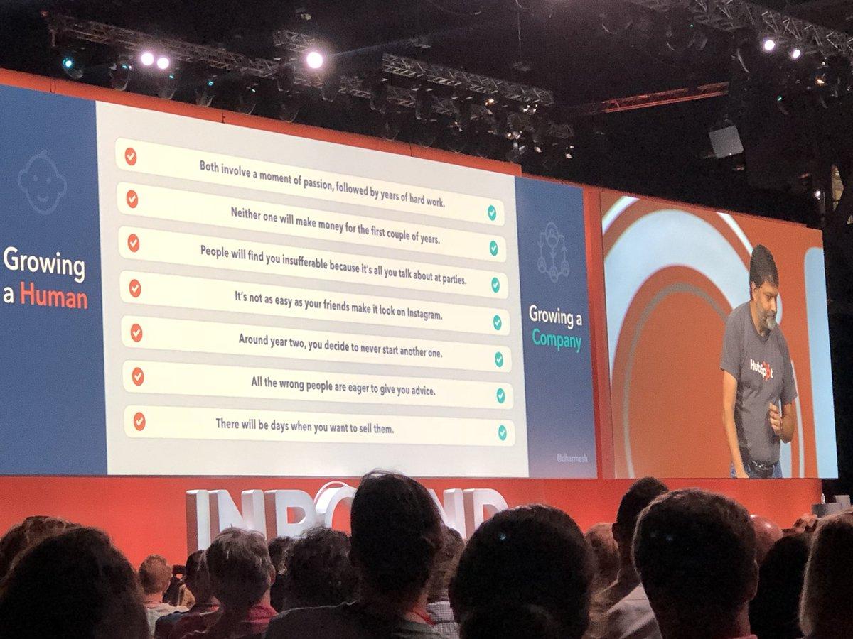 Dharmesh Shah, Keynote speech, INBOUND!8