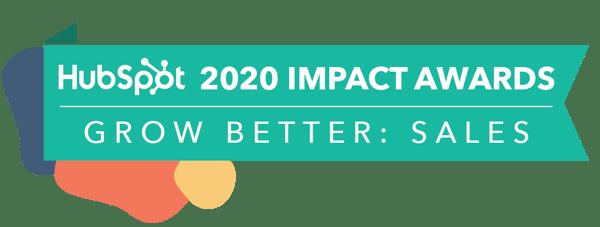 HubSpot Impact Award Winner | RevM