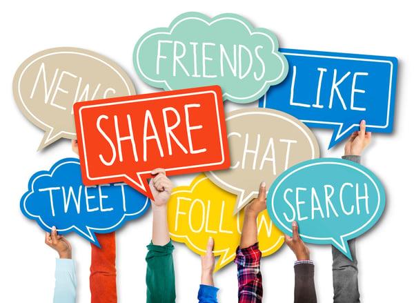 Use social media strategically